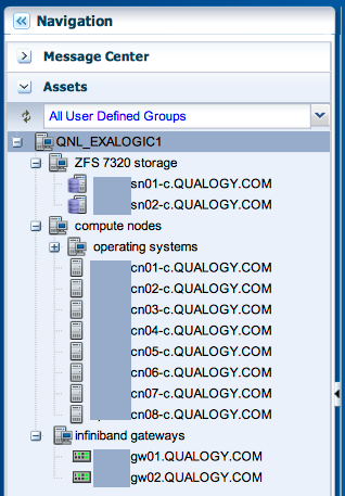 Oracle enterprise manager Ops Center 12c Impressions - Qualogy