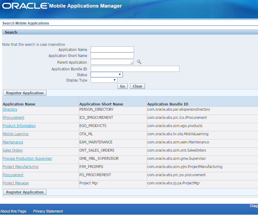 Setting up Mobile Timecards for Oracle E-Business Suite - Qualogy