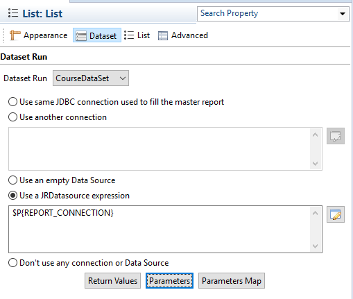 Creating Report with List containing List using Jasper Report - Qualogy