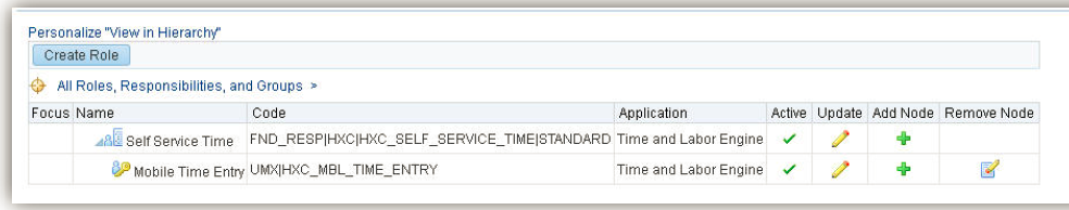 Setting up Mobile Timecards for Oracle E-Business Suite